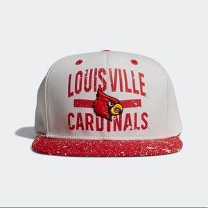 Louisville Cardinals SnapBack Hat